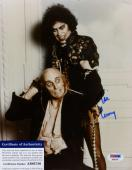 TIM CURRY PSA DNA ROCKY HORROR PICTURE SHOW Signed 8x10 Photo Autograph Authenti