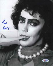 Tim Curry Rocky Horror Autographed Signed 8x10 Photo Certified Authentic PSA/DNA