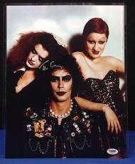 Tim Curry Signed 11x14 Photo PSA/DNA Cert# AA60654