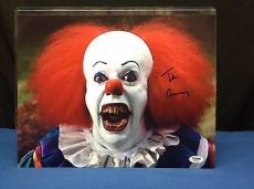 Tim Curry Signed 11x14 Photo PSA/DNA Cert# AA60659