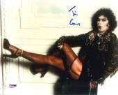 TIM CURRY SIGNED AUTOGRAPHED 8x10 PHOTO THE ROCKY HORROR PICTURE SHOW PSA/DNA