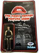 Tim Curry Signed Funko The Rocky Horror Picture Show ReAction Figure PSA/DNA COA