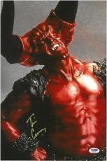 Tim Curry Signed Legend Authentic Autographed 10x15 Photo PSA/DNA #AB90308