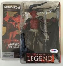 TIM CURRY Signed LEGEND Lord of Darkness McFarlane Figure PSA/DNA COA Autograph