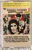 Tim Curry Signed Rocky Horror Picture Show Cassette Tape Autographed BAS COA B