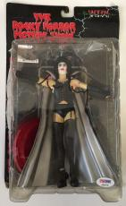 TIM CURRY Signed Rocky Horror Picture Show Ultra Toys Figure PSA COA Autograph