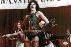 Tim Curry Signed Rocky Horror Show Autographed 10x15 Photo PSA/DNA #AB90121