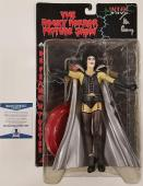 TIM CURRY Signed THE ROCKY HORROR SHOW Figure Figurine Auto w/ Beckett BAS COA