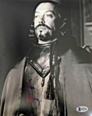 TIM CURRY Signed The Three Musketeers 8x10 Photo Beckett BAS COA Proof W
