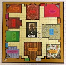 TIM CURRY Signed Vintage 1972 CLUE Game Board Autographed Auto BAS Beckett COA