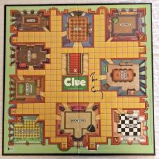 TIM CURRY Signed Vintage 1986 CLUE Game Board Autographed Auto BAS Beckett COA