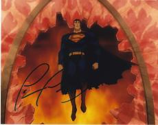 Tim Daly signed Superman 8x10 photo w/coa Clark Kent - Bizarro #4