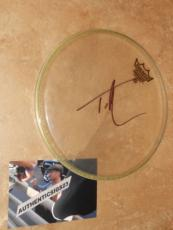 """Tim Mcgraw Country Music Star Signed New! 10"""" Remo Drumhead Autographed Proof!!!"""