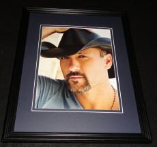 Tim McGraw Framed 8x10 Photo Poster