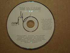 Tim Mcgraw Live Like You Were Dying Autographed Cd Signed Coa Free Shipping