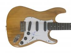 Tim Mcgraw Signed Electric Guitar Country Authentic Autograph Beckett Coa
