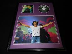Tim McGraw Signed Framed 16x20 CD & Photo Display A Place in the Sun JSA