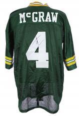 Tim McGraw Signed Jersey JSA Packers