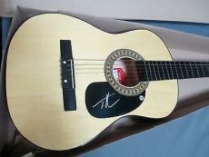 Tim McGraw Signed Mercury Acoustic Guitar WCC HOLO COA