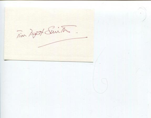 Tim Pigott-Smith V for Vendetta James Bond Doctor Who Signed Autograph
