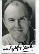 Tim Pigott-Smith V for Vendetta James Bond Doctor Who Signed Autograph Photo