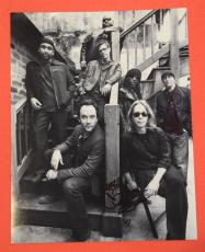 Tim Reynolds Jeff Coffin Signed Autographed 11x14 Photo Dave Matthews Band DMB B