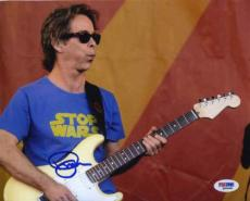 TIM REYNOLDS of Dave Matthews Autographed Signed 8x10 Photo Certified PSA/DNA