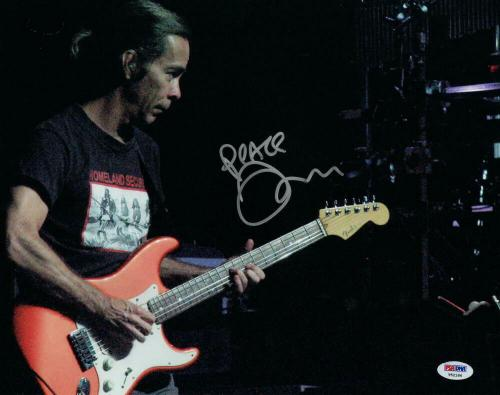 Tim Reynolds Signed Autograph 11x14 Photo - Dave Matthews Band Guitarist, Psa