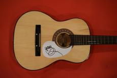 Tim Reynolds Signed Autographed Acoustic Guitar DMB Dave Matthews Band A