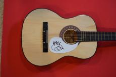 Tim Reynolds Signed Autographed Acoustic Guitar DMB Dave Matthews Band b