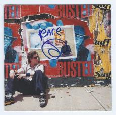 Tim Reynolds Signed Autographed Busted Stuff CD Booklet The Dave Matthews Band