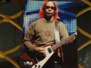 Tim Reynolds Signed Photo Dave Matthews Band 8x10 Dmb