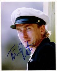 Tim Roth Autographed Signed 8x10 Captain Photo UACC RD COA AFTAL