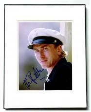 Tim Roth Autographed Signed Framed Captain Photo UACC RD AFTAL