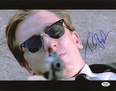 Tim Roth Reservoir Dogs Signed 11X14 Photo PSA/DNA #AA43289