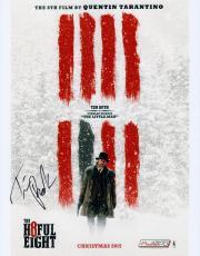 Tim Roth Signed 11x14 Photo w/COA Authentic Hateful Eight Tarantino