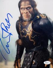 Tim Roth Signed 8x10 Photo w/JSA COA P26793 Planet of The Apes