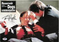 Tim Roth Signed Reservoir Dogs Autographed 13.5x9.5 Promo Photo PSA/DNA #AA54432