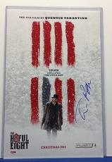 Tim Roth Signed The H8ful Eight 11x17 Photo PSA Cert# AA54416