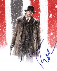 Tim Roth The Hateful Eight Signed 8X10 Photo PSA/DNA #AB83271