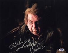 Timothy Spall SIGNED 11x14 Photo Wormtail Harry Potter +INSC PSA/DNA AUTOGRAPHED