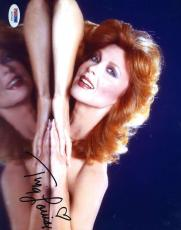 Tina Louise Gilliagns Island Signed Psa/dna 8x10 Photo Authenticated Autograph