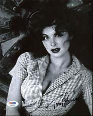 Tina Louise Gilligan's Island Signed 8X10 Photo PSA/DNA #AB43535