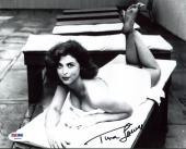 Tina Louise Gilligan's Island Signed 8X10 Photo PSA/DNA #Z56400