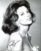 Tina Louise Gilligan's Island Signed 8X10 Photo PSA/DNA #Z91028