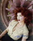 TINA LOUISE HAND SIGNED 8x10 COLOR PHOTO+COA         GORGEOUS+VERY SEXY ACTRESS