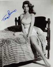 TINA LOUISE HAND SIGNED 8x10 PHOTO+COA         GORGEOUS+VERY SEXY ACTRESS