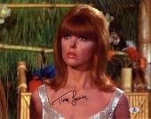 TINA LOUISE SIGNED AUTOGRAPHED 11x14 PHOTO GINGER GILLIGAN'S ISLAND BECKETT BAS