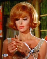 TINA LOUISE SIGNED AUTOGRAPHED 8x10 PHOTO GINGER GILLIGAN'S ISLAND BECKETT BAS