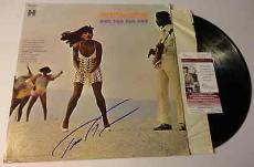 Tina Turner Music Legend Jsa Coa Signed Ike And Turner Album Ooh Poo Pam Doo